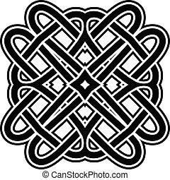wzory, krzyż