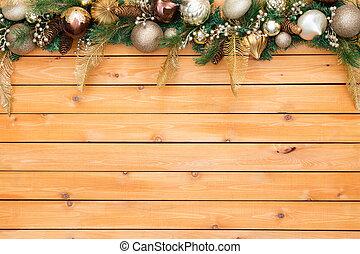 xριστούγεννα , γιρλάντα , σύνορα , βαρέλι διαιρώ σε ορθογώνια , φόντο