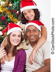 xριστούγεννα , οικογένεια