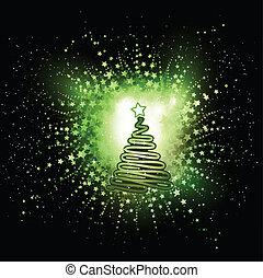xριστούγεννα , φόντο , δέντρο , αφαιρώ