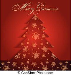 xριστούγεννα , φόντο , δέντρο