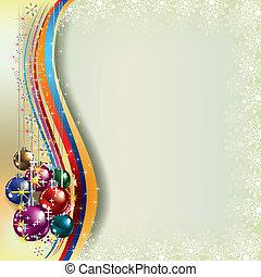 xριστούγεννα , χαιρετισμός , διακόσμηση , μπεζ