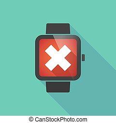 x, 腕時計, 痛みなさい, 印