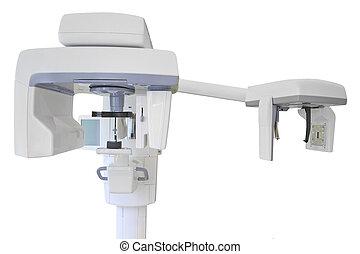 X-ray apparatus - Interior with a X-ray apparatus