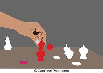 xadrez, estratégia