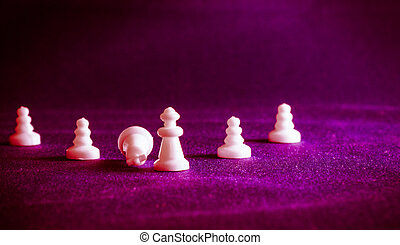 xadrez, tecido, fundo, pedaços
