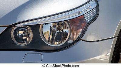 Xenon head-light ...