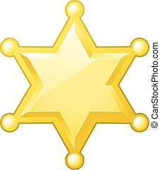 xerife, protagonize distintivo