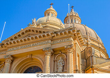Xewkija Church Domes