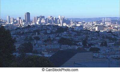 XLS Downtown SF - XLS of downtwon San Francisco California...