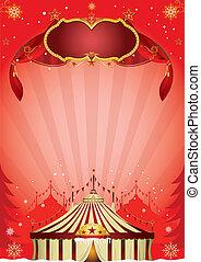 xmas circus