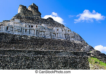 Xunantunich Ancient Mayan Ruin in Belize