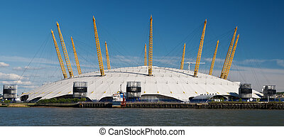 XXL - Millennium Dome, London - O2 arean is one of the...