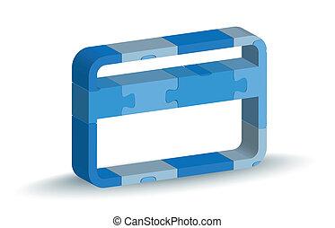 xxx icon in puzzle