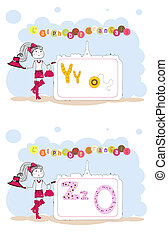 y, alfabet, alfabet, francais., francuski, wektor, z