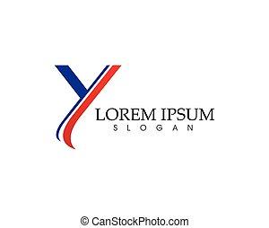 Letter y logo design template vector y letter logo template vector icon design maxwellsz