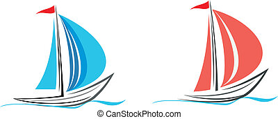 yacht, barca vela