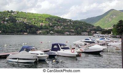 Yacht Club of Lake Como, Italy