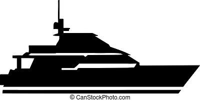 yacht, croisière