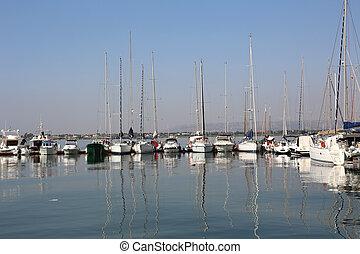 Yacht Harbor Syracuse