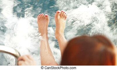 yacht, vacances