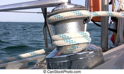 yacht winch HD