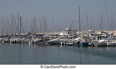 Ashkleon Marina Israel