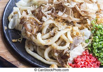 Yakisoba Japanese Noodles