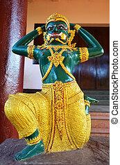 Yaksha female