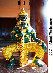 Yaksha male