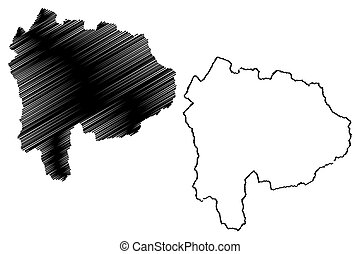 Yamanashi Prefecture map - Yamanashi Prefecture (...