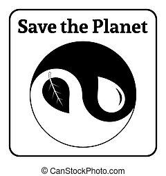 yang de yin, señal, eco