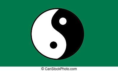 yang, yin