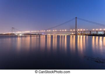 yangtze rzeka, most