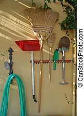 Yard and gardening tools