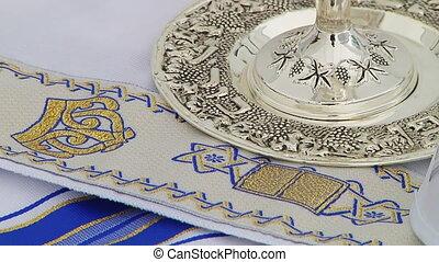 Bar Mitzhvah jewish religious symbo - Yarmulke Bar Mitzhvah...
