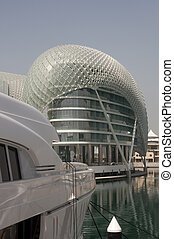 Yas Marina Hotel & Yacht