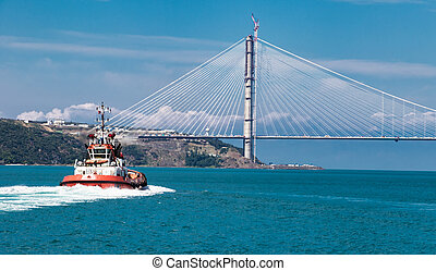 Yavuz Sultan Selim suspension bridge