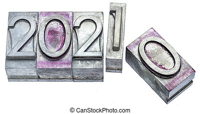 year 2001 is replacing 2020 - number abstract