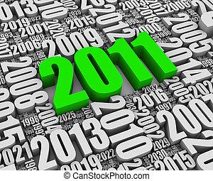 Year 2011 AD