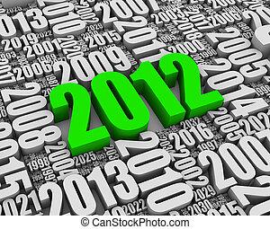 Year 2012 AD
