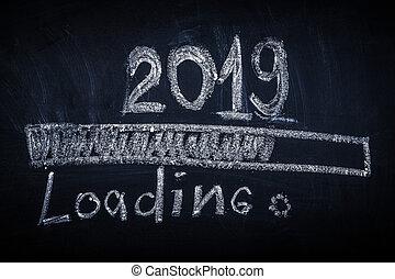 year 2019 loading
