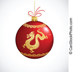 Year of Dragon, Chinese New Year