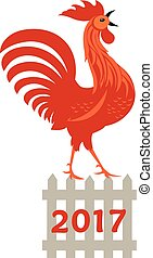 Year of Red Rooster