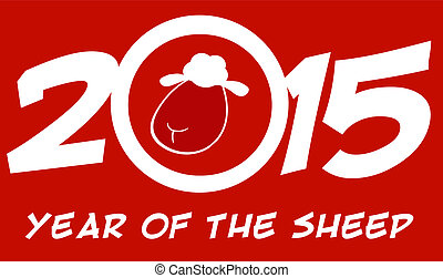Year Of Sheep 2015 Numbers