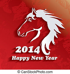 Year of the Horse. 2014