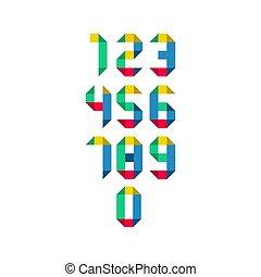 Years Anniversary Set Celebration Vector Template Design Illustration