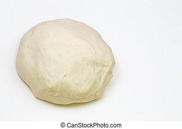 yeast dough flour homemade bread baking organic product eco...