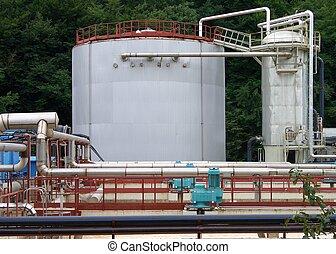 yeast plant