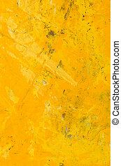 yellow abstract acrylic background